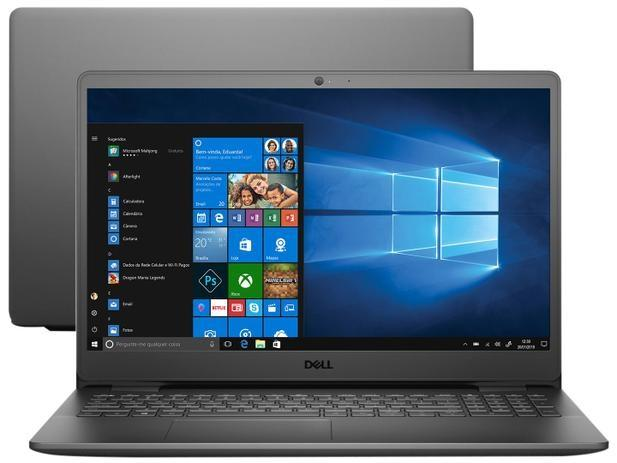 "Notebook Dell Inspiron 3000 3501-A20P Intel Core – i3 4GB 128GB SSD 15,6"" Windows 10 Microsoft 365"