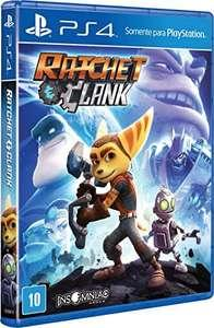 (Responder desafio + APP) Ratchet e Clank