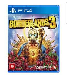 (APP) Game Borderlands 3 - PS4