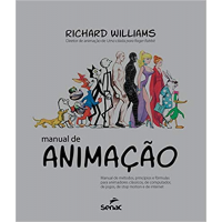 Livro Manual de animação - Richard Williams