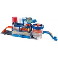Mega Lava Rápido Hot Wheels Pista e Veículo Mattel