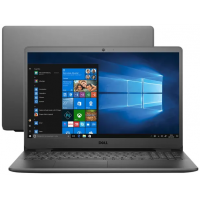 "Notebook Dell Inspiron 3000 i3 4GB SSD 128GB Tela 15,6"" W10 Microsoft 365 - I15-3501-A20P"