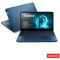 Notebook Lenovo Ideapad Gaming 3i i7-10750H 8GB SSD 512GB GTX 1650 4GB 15,6