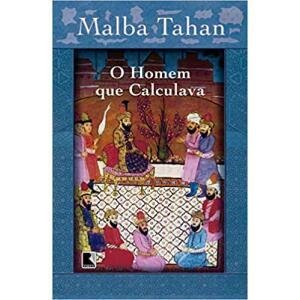 Livro O Homem que Calculava Capa Comum - Malba Tahan