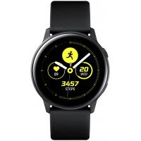 Smartwatch Samsung Galaxy Watch Active 40mm Preto com Tela Super Amoled de 1.1