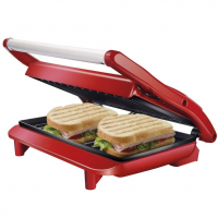 Grill Panini Inox Red - PGR155-220V