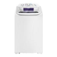 Lavadora Turbo Electrolux Branca com Capacidade Premium e Cesto Inox - LPR17