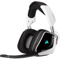 Headset Gamer Corsair Void Elite Wireless RGB 7.1 Surround Drivers 50mm Branco - CA-9011202-NA
