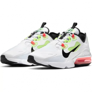 Tenis Nike Air Max Infinity 2 Amd Masculino - Branco+Preto