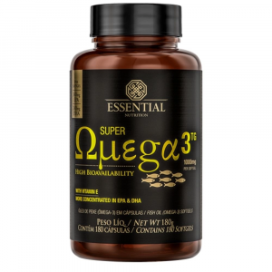 Super Omega 3 TG 180 Caps - Essential Nutrition