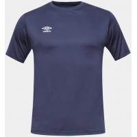 Camisa Umbro TWR Striker Masculina - Azul Petróleo