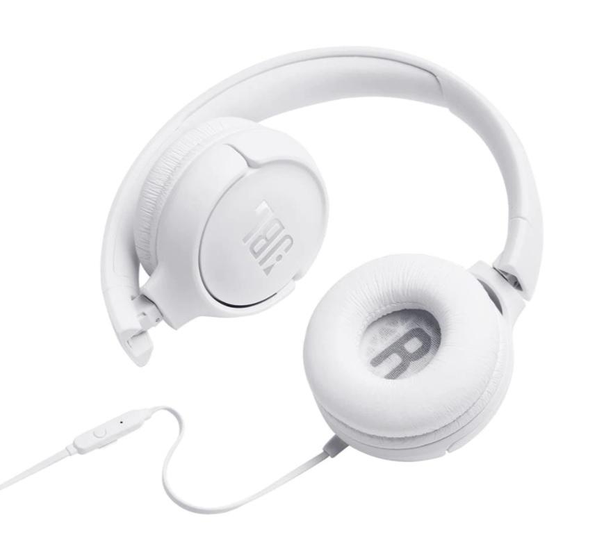 Headphone T500 JBL – Branco