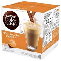 Capsula de Cafe Dolce Gusto Mochacinno Canela 172g