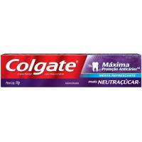 3 unidades Creme Dental Colgate Máxima Proteção Anticáries mais Neutraçúcar 70g