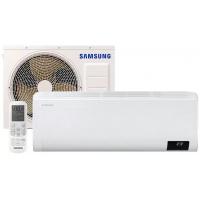 Ar-condicionado Split Samsung Inverter 12.000 BTUs - Quente e Frio Wind Free AR12TSHCBWKNAZ