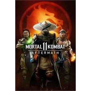 Expansão Mortal Kombat 11: Aftermath - Xbox One