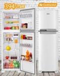 Geladeira/Refrigerador Continental Frost Free – Duplex Branca 394L TC44