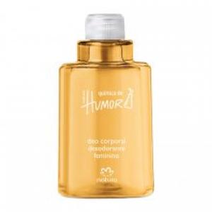 Desodorante Corporal Refil Química De Humor Feminino