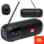 Caixa de Som Portátil JBL Tuner 2 FM com Bluetooth, Rádio Fm e à Prova D'água