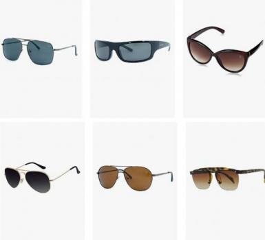 Seleção de Óculos com Até 55% de Desconto na Amazon