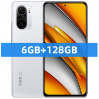 Smartphone Poco F3 6GB RAM128GB - Versão Global