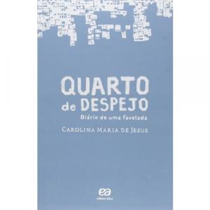 Livro Quarto de Despejo - Carolina Maria de Jesus