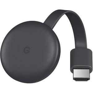 [CARTAO SUB + APP] Chromecast 3 Streaming Full HD - Google