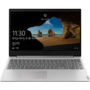 "[APP + Cartão submarino] Notebook Lenovo Ultrafino Ideapad S145 AMD Ryzen 7 8GB 512GB SSD W10 15.6"""