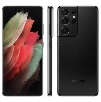 Smartphone Samsung Galaxy S21 Ultra 256GB Preto 5G - 12GB RAM