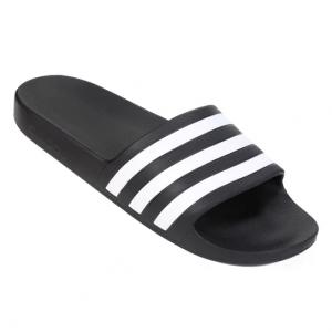 Chinelo Adidas Adilette Aqua Masculino - Preto+Branco