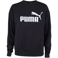 Blusão de Moletom Puma Ess Logo Crew Sweat FL
