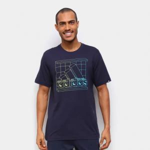 Camiseta Adidas Logo Ritmo Masculina