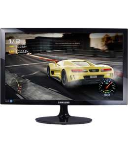 [AME] Monitor LED 24'' Gamer Samsung LS24D332HSX/ZD 1920x1080 1ms 75hz