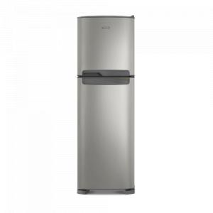 Geladeira/Refrigerador Frost Free Duplex Prata 402 Litros TC44S - Continental