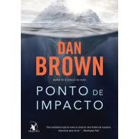 Livro Ponto de Impacto - Dan Brown