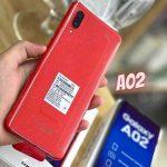 "Smartphone Samsung Galaxy A02 32GB  4G – Quad-Core 2GB RAM 6,5"" Câm. Dupla + Selfie 5MP"