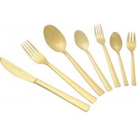 Faqueiro Dubai Gold 42 Peças - La Cuisine
