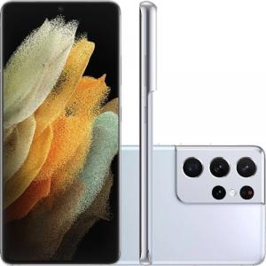 Smartphone Samsung Galaxy S21 Ultra 256GB Dual Chip 12GB RAM Tela 6.8