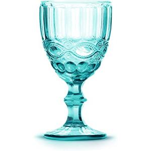 Jogo De 6 Taças Para Vinho Tiffany Laço Verre Mimo Style