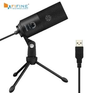 Microfone Condensador Fifine K669