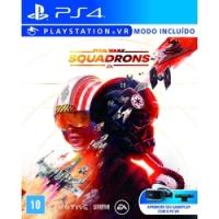 Jogo Star Wars Squadrons - PS4