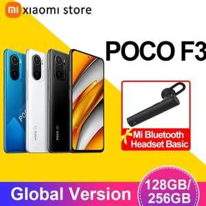 Smartphone POCO F3 AZUL 6/128
