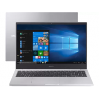 "Notebook Samsung Book X40 i5-10210U 8GB HD 1TB Geforce MX110 2GB Tela 15,6"" HD W10 - NP550XCJ-XF1BR"