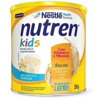 Suplemento Alimentar, Nutren Kids, Baunilha, 350g