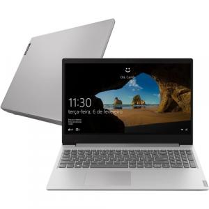 Notebook Lenovo Ideapad S145 Ryzen 7-3700U 8GB SSD 512GB Radeon RX Vega 10 15.6