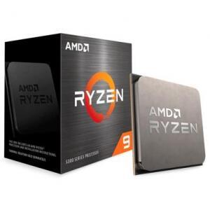 Processador AMD Ryzen 9 5900X Cache 70MB - 3.7GHz (4.8GHz Max Turbo) AM4 - 100-100000061WOF