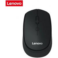 Mouse sem Fio Lenovo M202 2.4 Ghz com Design Ergonômico