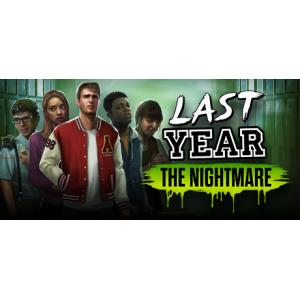 Jogo Last Year: The Nightmare - PC Steam