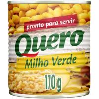 6 Unidades de Milho em Conserva Quero Pronto para Servir - 170g cada