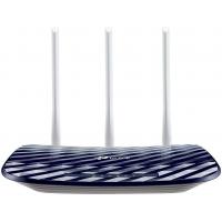 Roteador TP-Link Archer C20-W Preset, Dual Band AC750Mbps, 3 Antenas - C20-W